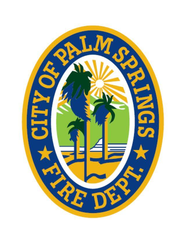 Palm Springs Fire Department 2 Public Safety Updates