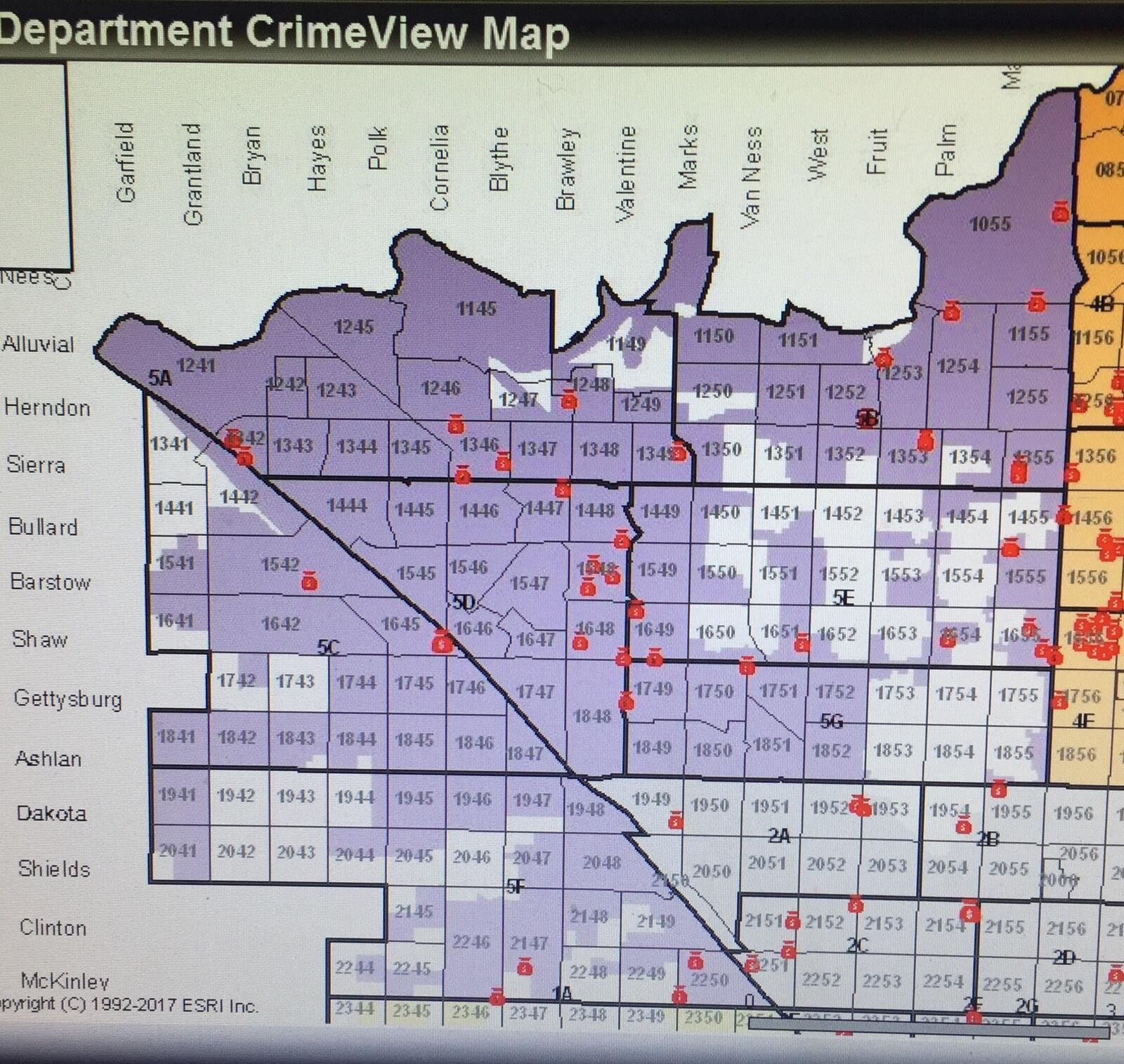 Fighting crime in a central Fresno neighborhood, one tree ... |Fresno Neighborhoods