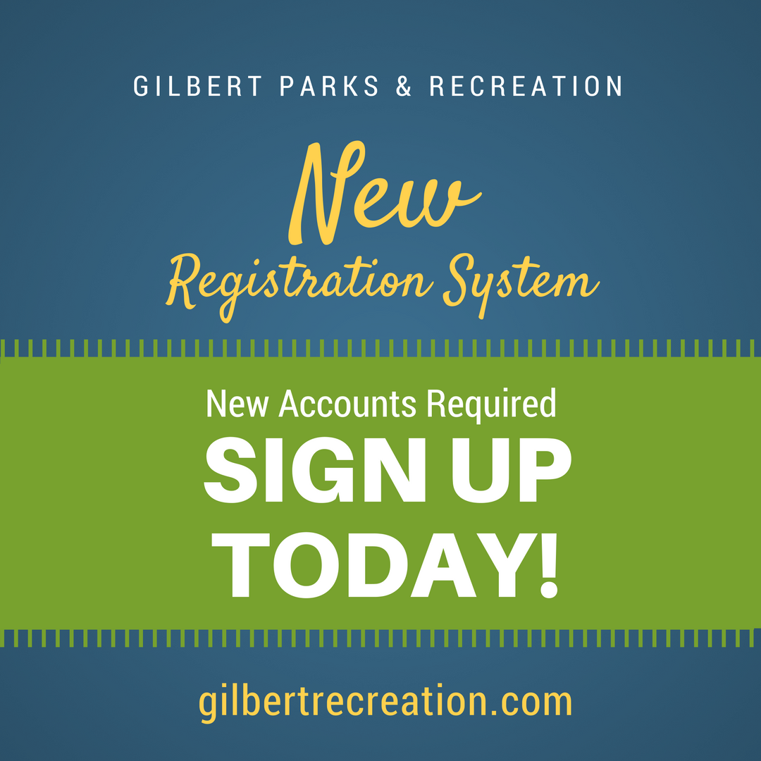 City Of Gilbert Parks And Recreation Classes