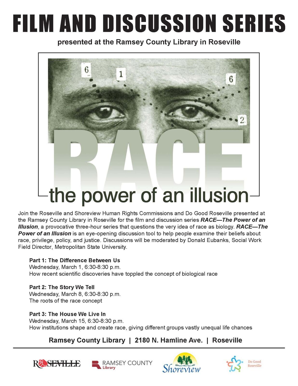 video race the power of illusion Summary: these are excerpts from the pbs documentary race: the power of an illusion (3 parts, at 56 minutes each) in this group of videos, clips 1 and 2 (16:13 total) critique the biological foundations of race by drawing upon a variety of scientific experts and dna evidence (and addressing popular.