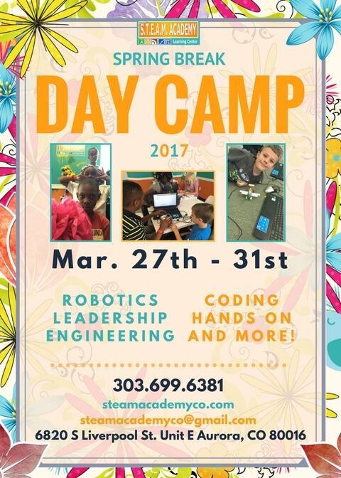 Day Camp Spring Break